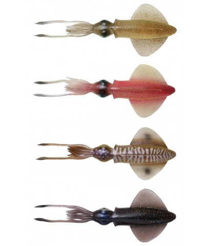 Savage gear Swim Squid 12.5cm 11g 3 Adet Suni Yem